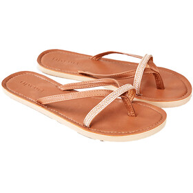 Rip Curl Coco Teenslippers Dames, pink/tan
